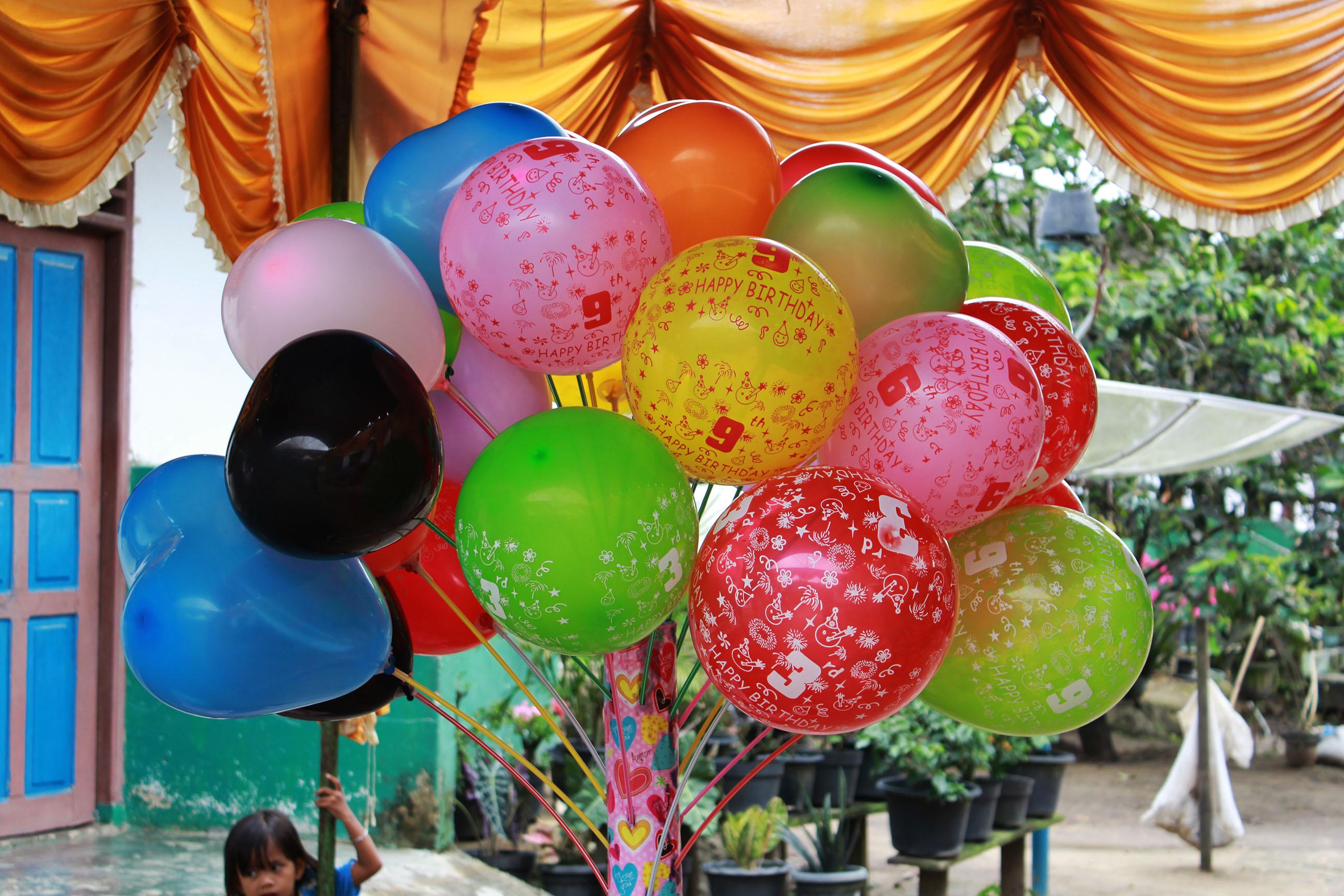Balony na wesele