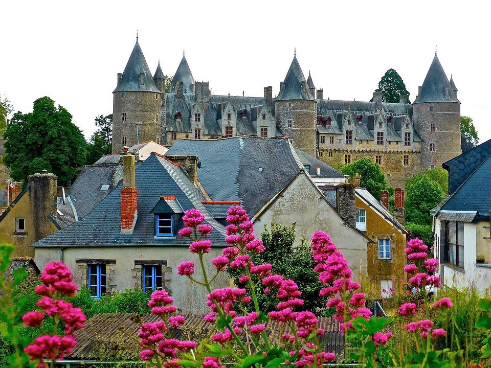 zamek na sprzedaż