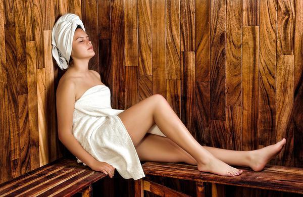 nowoczesne sauny