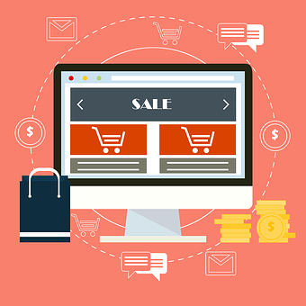 projektowanie sklepów internetowych